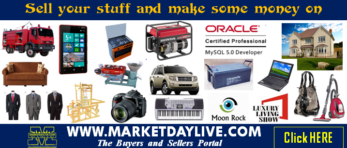 Selll Your Stuff on Marketdaylive Classifieds